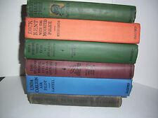 Lot of 6 Vintage HC Books, Dick Kent, Betsey Hale, Linda Carlton, Very Nice