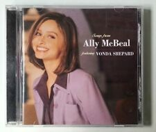 VARIOUS 'Songs from Ally McBeal' compilation CD 1998 1990s album sony music