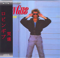 ROBIN GIBB SECRET AGENT MINI LP CD OBI   USA SELLER!!!