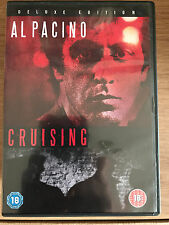 Al Pacino CRUISING ~ 1980 Cult Gay Scene S&M Serial Killer Thriller  Rare UK DVD