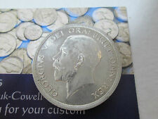 More details for 1818 - 1918 uk sterling silver half crowns from about fine - about unc