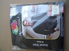 """FRUIT of the LOOM"" Sweatshirt/Pullover Raglan NEU/OVP Gr.M"