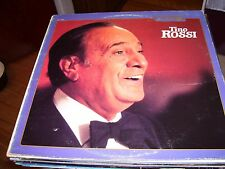 TINO ROSSI-SELF TITLED-LP-NM-PRESTIGE/ABLE-CORSICAN FRENCH-OPERA VOICE