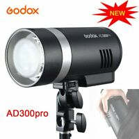 Godox AD300pro 2.4G TTL HSS 300Ws Li-ion Battery Strobe Outdoor Flash