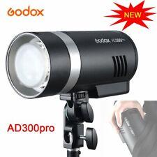 Godox AD300pro 2.4G TTL HSS 300Ws Li-ion Battery Strobe Outdoor Flash