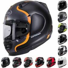 Arai Full Face Helmets with DD-Ring Fastening