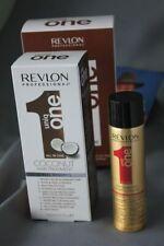 Revlon Unique Un Noix de Coco Traitement + Shampooing Sec Set