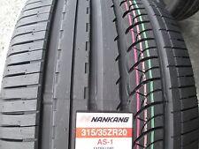 2 New 315/35ZR20 Inch Nankang AS-1 Tires 315 35 20 R20 3153520 35R