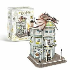 Harry Potter ~ Gringotts Bank ~ 3D Jigsaw Puzzle 74 Pieces