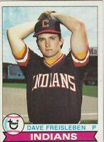 FREE SHIPPING-NRMINT-1979 Topps Dave Freisleben Cleveland Indians 168