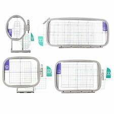 Sew Tech Embroidery Hoops for Brother PE800 PE810L PE770 780D PE700 PC6500 1250