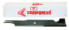 6 COPPERHEAD BLADES for EXMARK 103-6584-S, 32022A, 1-7037, 1633482, 15187, 2173