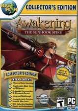 Awakening The Sunhook Spire PC Games Windows 10 8 7 XP Computer hidden object