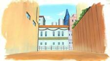 Anime Cel Production Background #2816