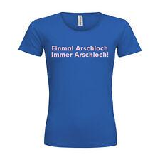 Lustige Damen-T-Shirts mit Rundhals