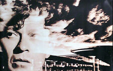 THE BAND ROBBIE ROBERTSON 1987 SELF TITLED PROMO POSTER ORIGINAL