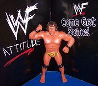 "Vintage 1984 ""Jimmy Snuka""  LJN Series #1 Action Figure WWE WWF WCW [1927]"