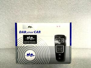 Original Volkswagen Nachrüstsatz für DAB+ 000063212