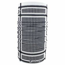 White Black Houndstooth Multi Function Head Wear Tactical Bandanna Free Shipping