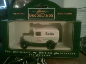 The spirit of brooklands