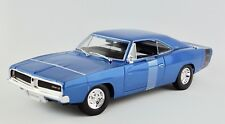 1969 Dodge Charger R/T 1:18 Model Car Maisto Special Edition, New