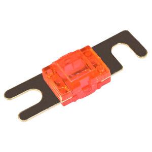 15pcs Auto 60a 100a 150a Audio Elektrische MINI-ANL-Sicherung Sicherungen