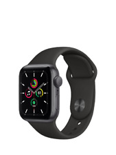 Apple Watch SE GPS, 40mm Space Grey *FAST & FREE DELIVERY* (1446694)