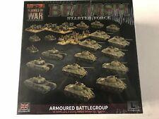 15mm  Flames of War Armoured Battlegroup