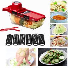 US Vegetable Fruit Potato Slicer Cutter Peeler Chopper Dicer Kitchen Food T