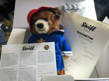 Steiff Limited Edition Paddington Bear Opened but Immaculate In Original Box