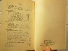 LA VIE QUOTIDIENNE CHEZ LES MONGOLS LA CONQUETE XIIe SIECLE CHEZ HACHETTE 1967