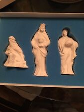 Boehm 9 Piece Nativity Figurine Collection in original boxes, perfect condition
