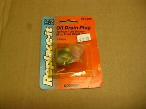 Dorman (Replace It) 091-039 Engine Oil Drain Plug