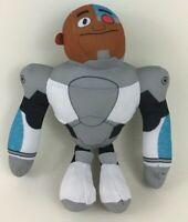 "Teen Titans Go Cyborg Robot 9"" Plush Stuffed Toy DC Comics Toy Factory"