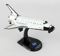 POSTAGE STAMP (PS5823-1) NASA SPACE SHUTTLE ATLANTIS 1:300 SCALE DIECAST MODEL