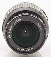 Nikon AF-S DX SWM Nikkor ED 18-55mm 3.5-5.6 G Aspherical