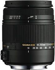 Sigma DC Wide Angle Camera Lens