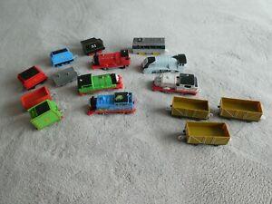 Thomas Track Master Motorised Engine  BUNDLE Inc rare Thomas