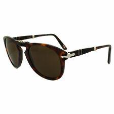 4046331e9520 Persol Sunglasses 0714 24/57 Havana Brown Polarized Folding Steve McQueen  52mm