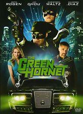DVD // THE GREEN HORNET // S. Rogen - C. Waltz - C. Diaz - J. Chou / NEUF blisté