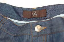 Ermenegildo Zegna Men's Jeans Blue Denim Light Classic Fit Size 38 Made in Italy