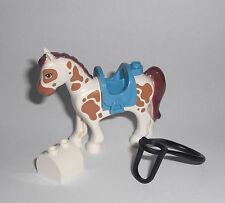 LEGO Friends - Pferd Spice - Figur Horse Mädchen Heartlake Reiterhof Mia 41126