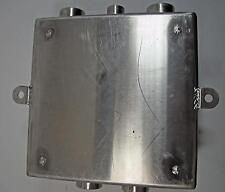 10 x 10 x 5 Steeline Industrial Control Panel Enclosure 101005A101005A10LA4X006