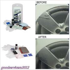 11X Professional DIY Car Alloy Wheel Damage Scrapes Scuff Repair Restoration Kit
