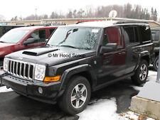 2006-2010 Hood Scoop for Jeep Commander by MrHoodScoop PAINTED HS003