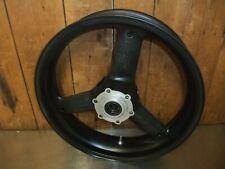 Triumph Sprint ST 955i 2000 1st Gen Front Wheel Straight GC #153
