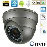 1080P IP Dome Camera Infrared Night Vision IRC ONVIF CMS POE Surveillance Cam