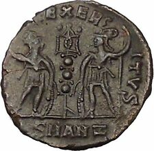 CONSTANTIUS II son of  Constantine the Great  Roman Coin Glory of  Army i35563