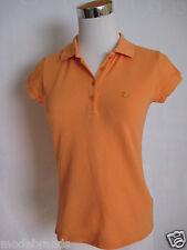 LUXUS & Design Polo BENETTON Polohemd orange XS 32-34 TIPTOP