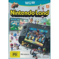 NintendoLand, Nintendo Wii U Game, USED